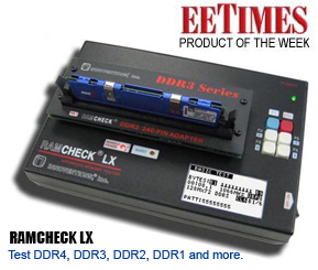 RAMCHECK LX DDR3 tester